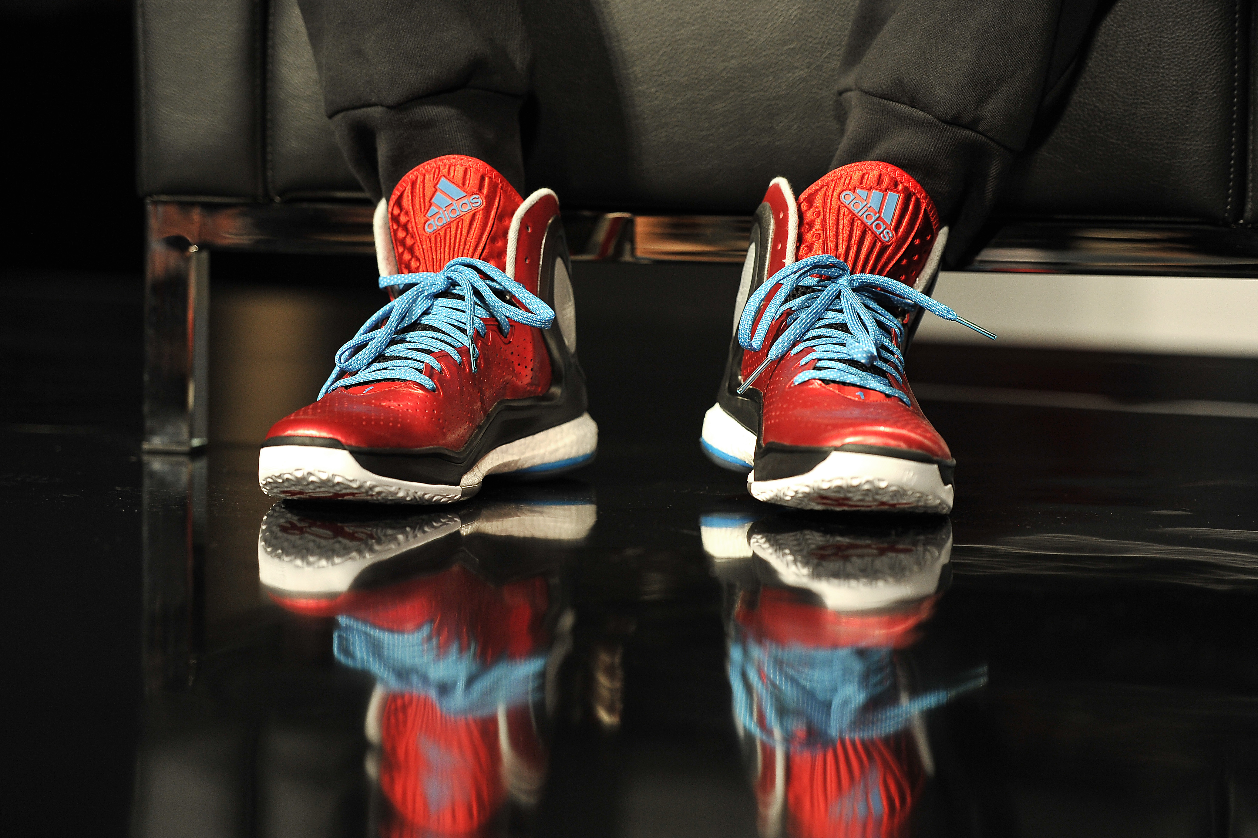2adidas d rose 5 boost test
