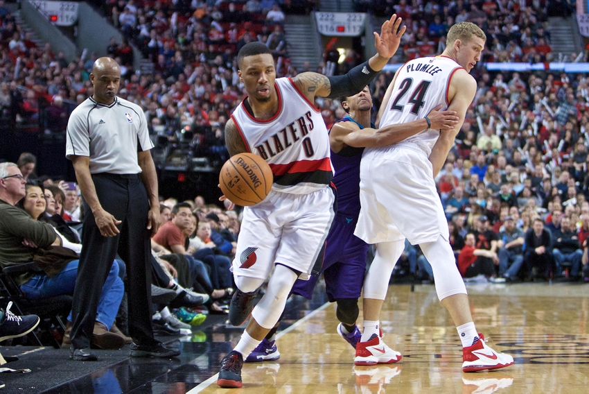 The Portland Trail Blazers get Stung by the Charlotte Hornets