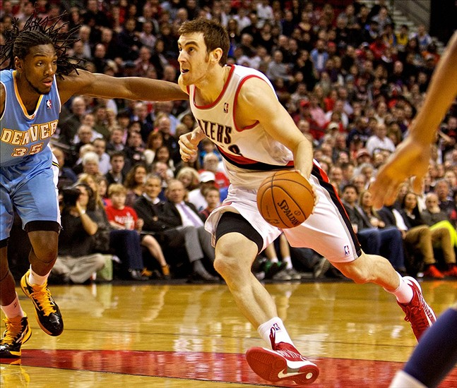 Denver Nuggets Announcers: Victor Claver Shines In Loss To Greece