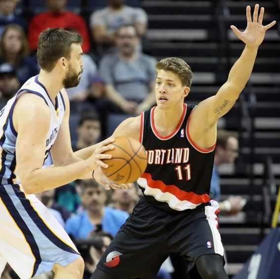 Portland Trail Blazers Center: Trail Blazers' Summer League Expectations