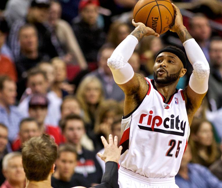 Portland Blazers Tonight: Mo Williams (Groin) Ruled Out Of Game 3 Against Spurs