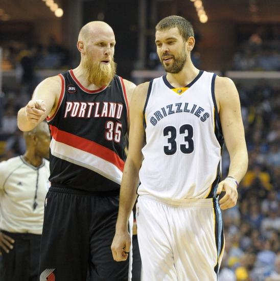 Portland Trail Blazers Contracts: Trail Blazers Rumors: Chris Kaman On The Move?
