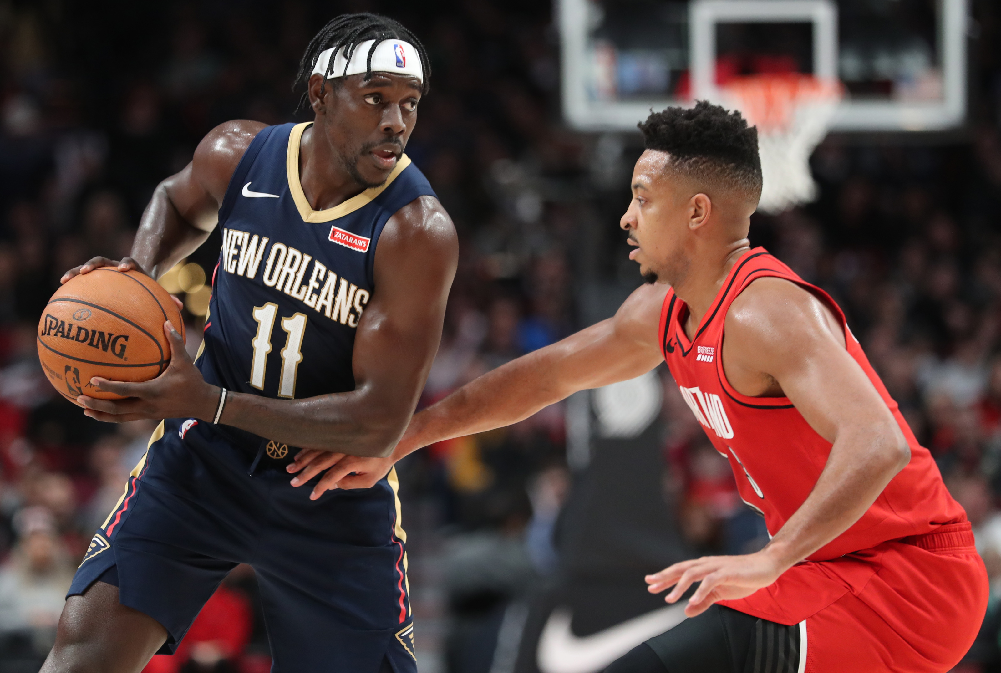 Trail Blazers look to make playoff push starting against Pelicans