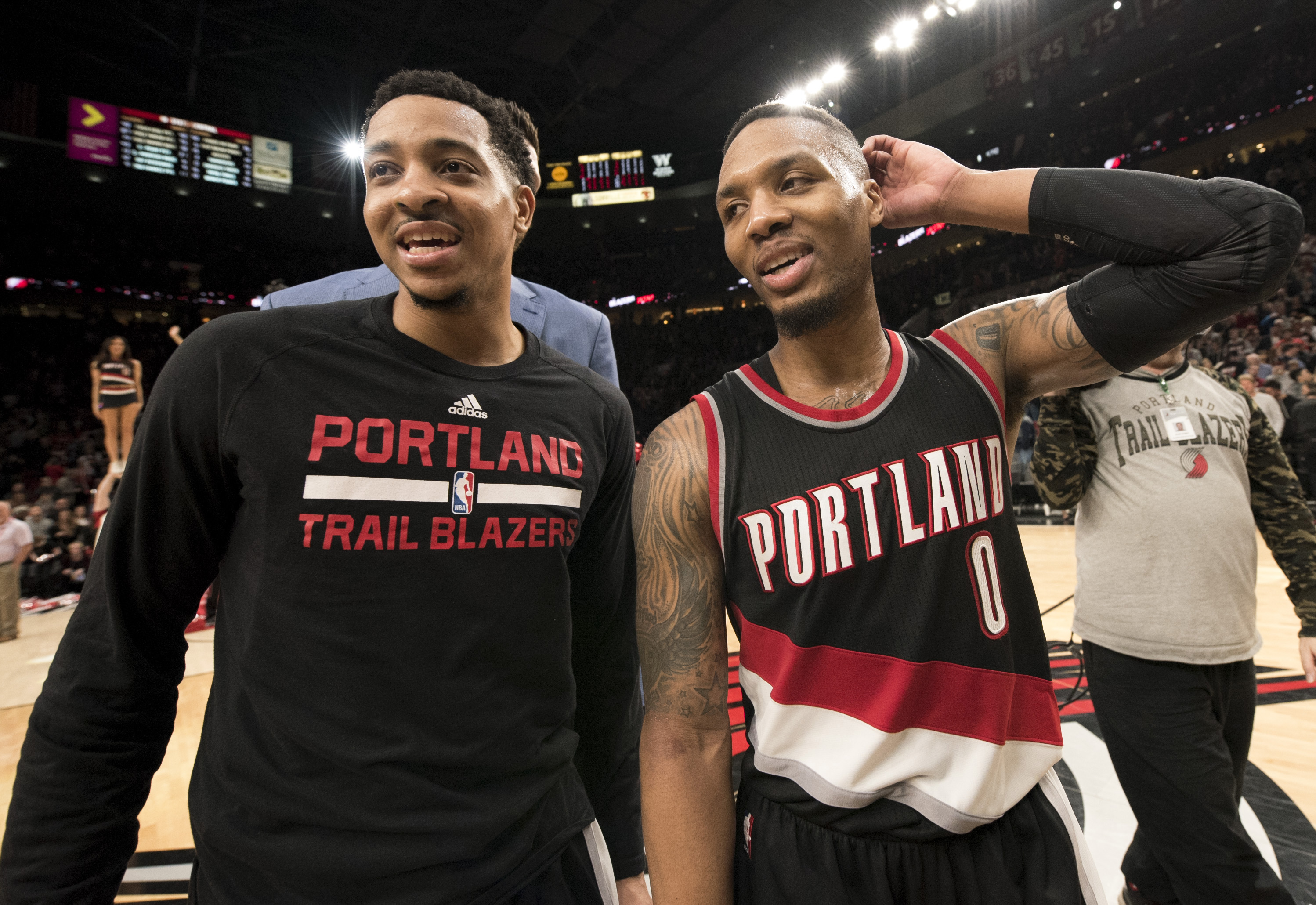 Playoff Bound! Portland Trail Blazers to Face Golden State in 2017 ...