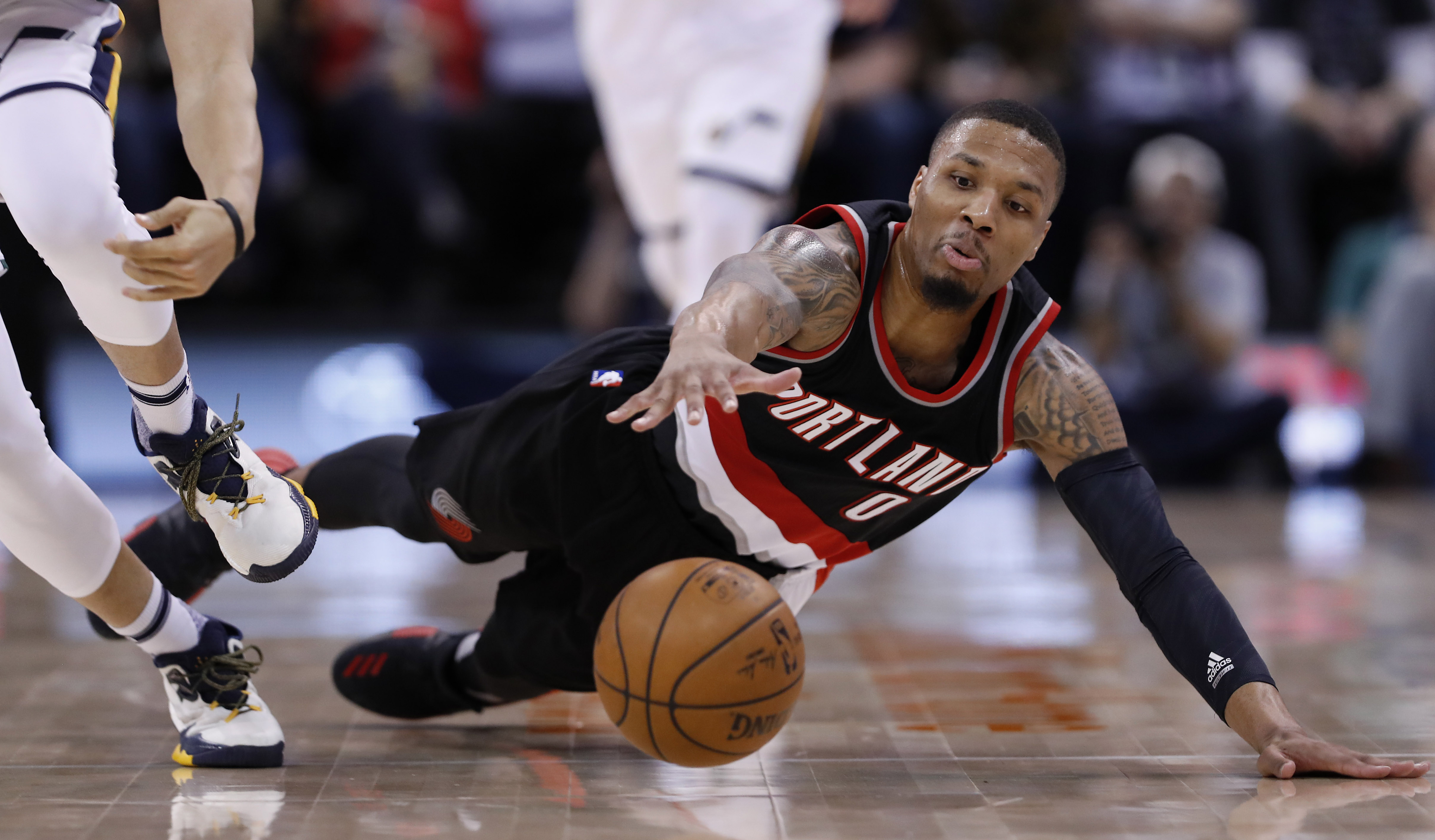 05c7d5ebe607 Damian Lillard Deserved to be Snubbed