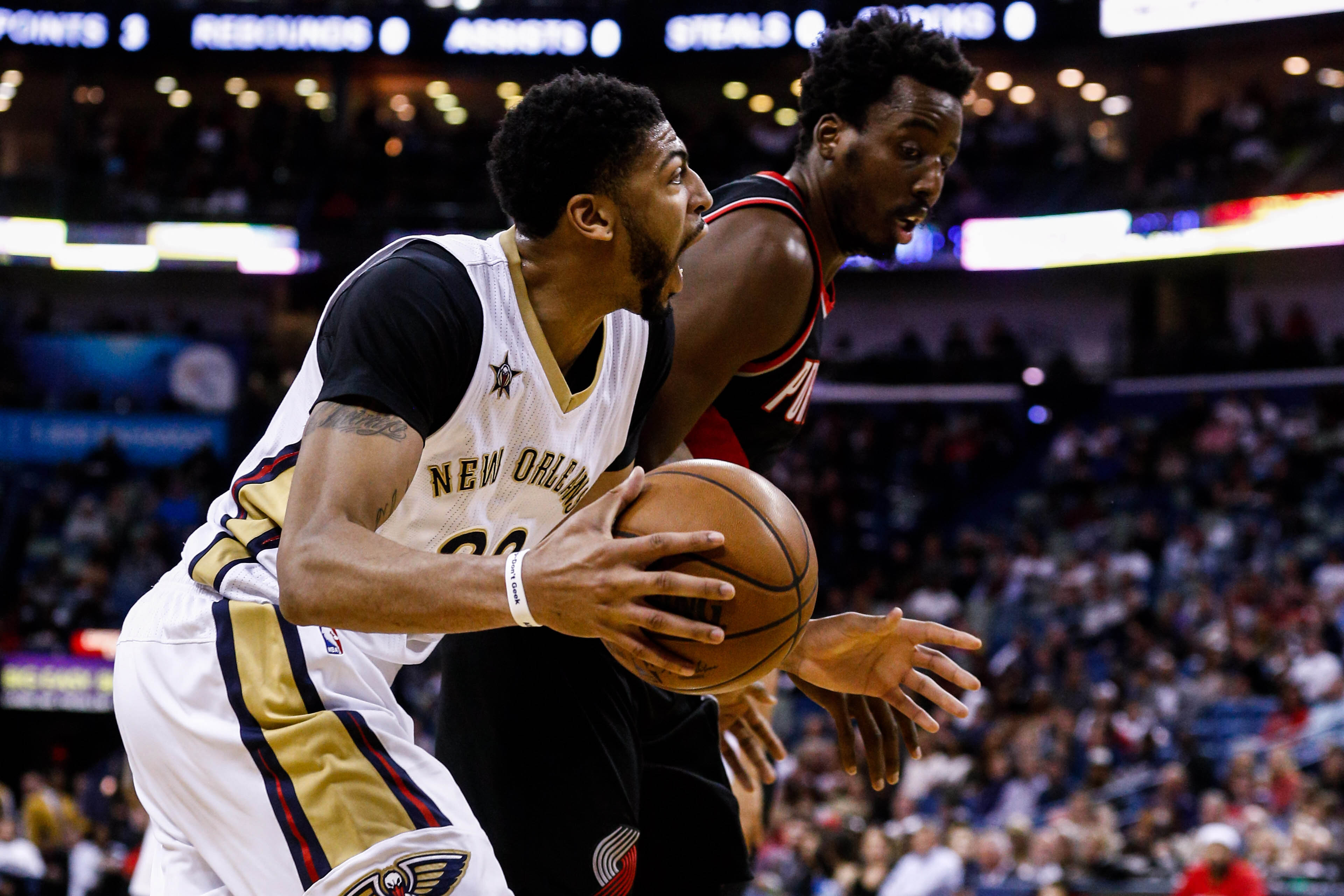 Cousins and Davis Lead Pelicans to Big Win over Portland
