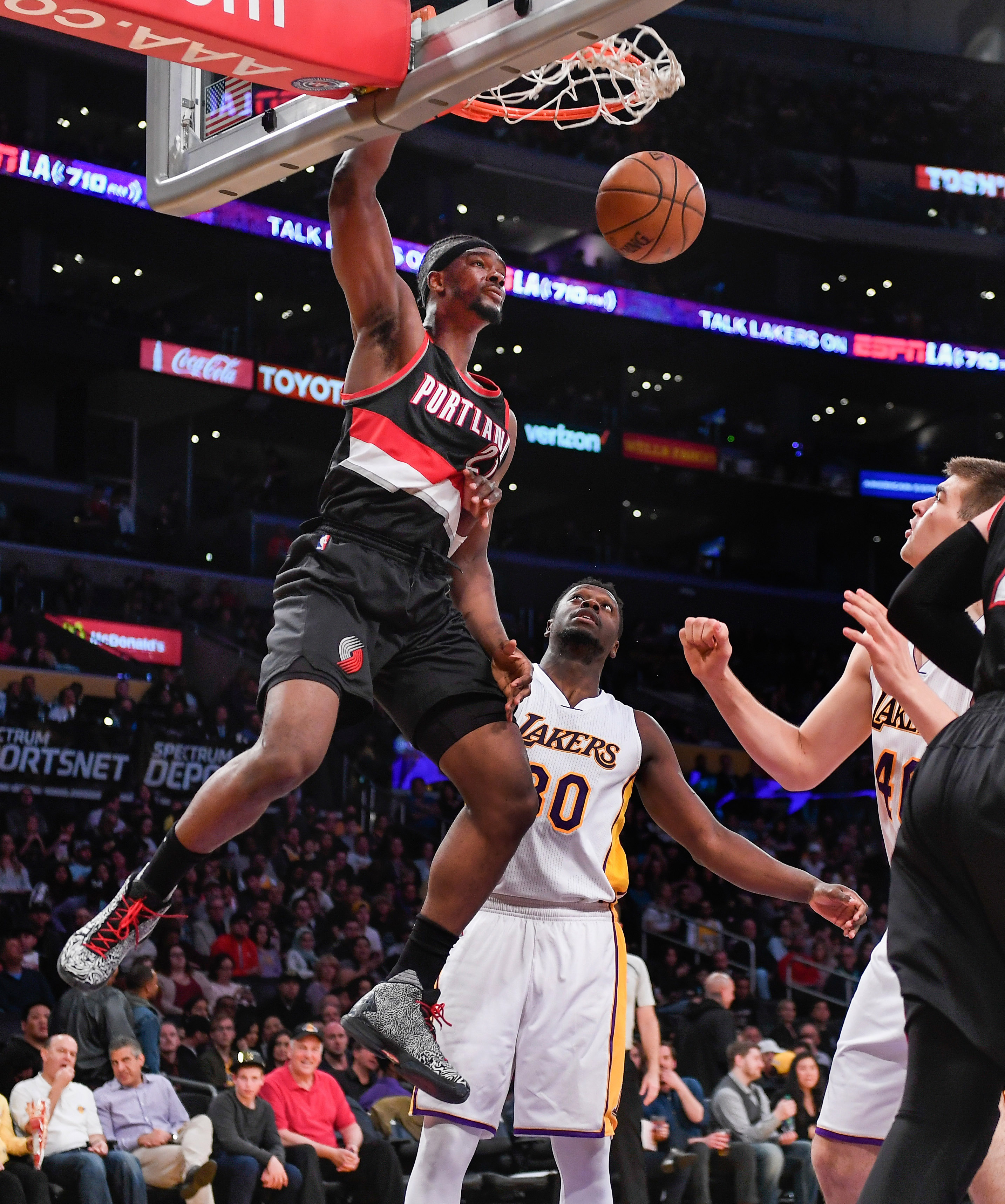 Portland Trail Blazers Roster: Blazers Overtake 8th Spot With Dominant Win Against The Lakers