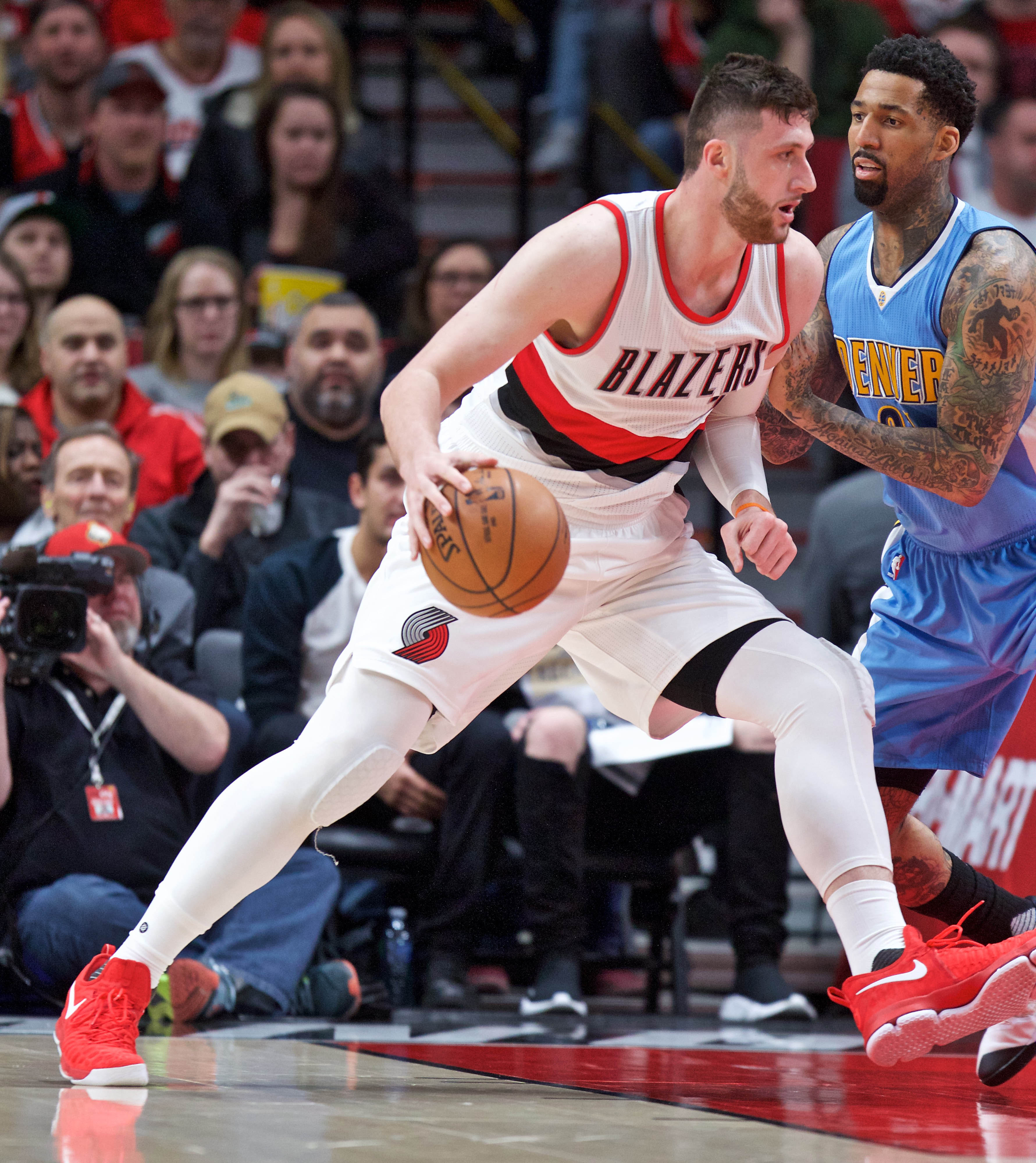 Portland Trail Blazers Center: BREAKING: Jusuf Nurkic Suffers Fibular Fracture, Out At