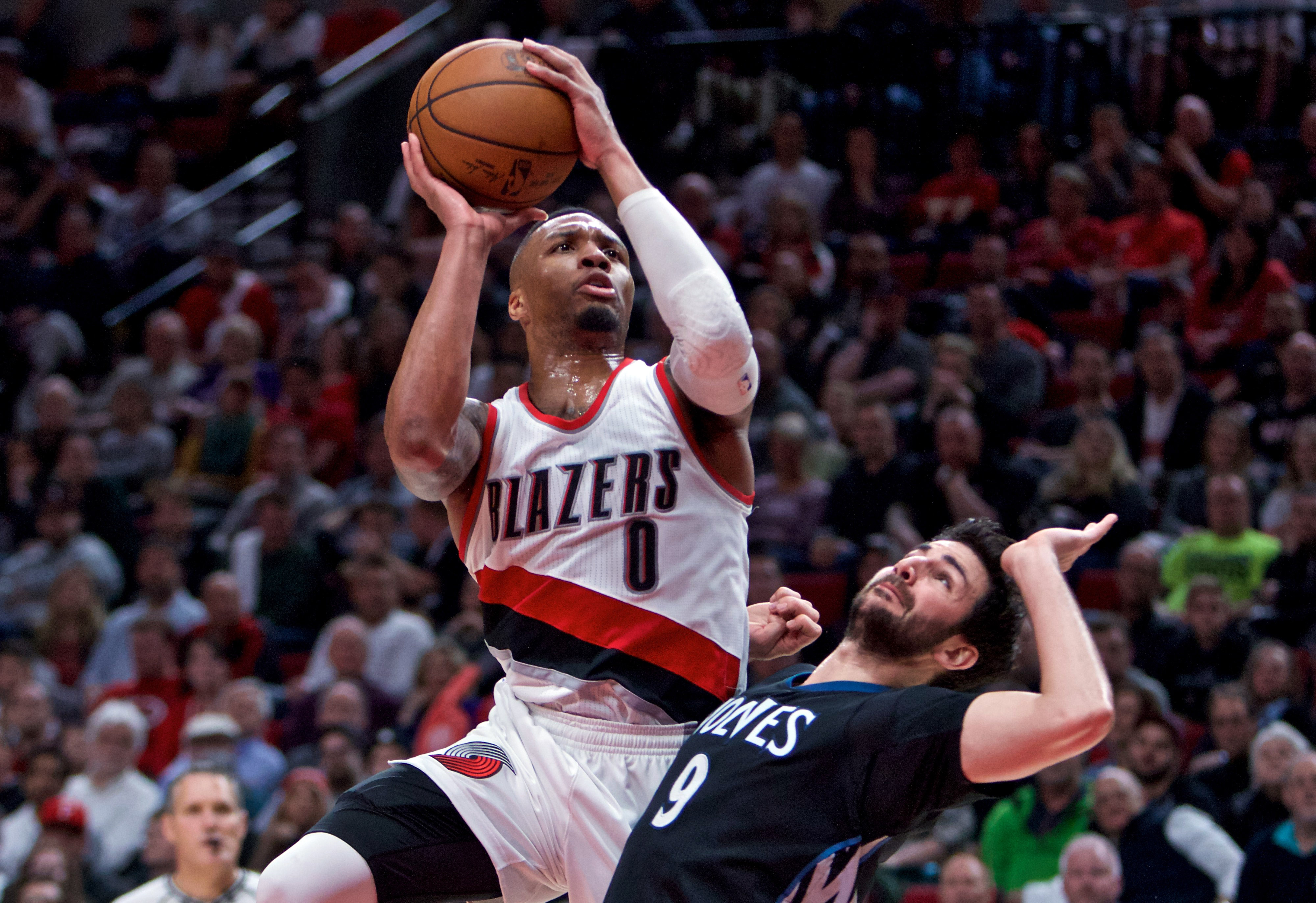 Blazers 1.5 Games Ahead for the Playoffs After TNT Win over Timberwolves